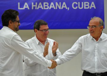 It's official: Colombia peace talks conclude a half century of war