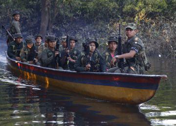 El giro de las FARC