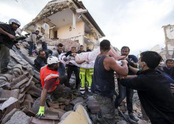 Terremoto en Italia, últimas noticias