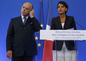 El veto al 'burkini' divide al Gobierno francés