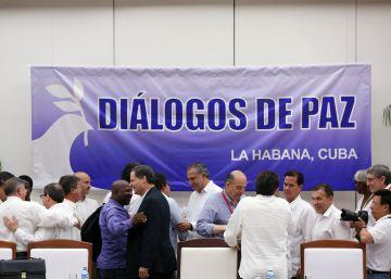 Las FARC tendrán garantizada representación política las dos próximas legislaturas
