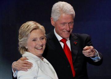 Los Clinton, el escándalo y las apariencias