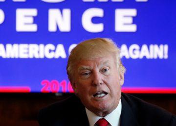 """El médico que alabó la """"extraordinaria salud"""" de Trump escribió su nota """"en cinco minutos"""""""
