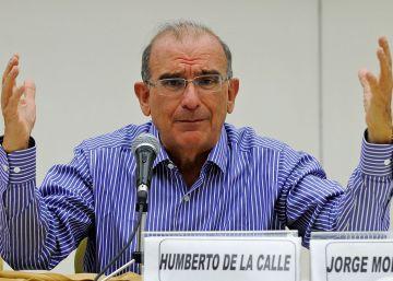 El discurso conciliador de Humberto De la Calle contra el escepticismo de Colombia