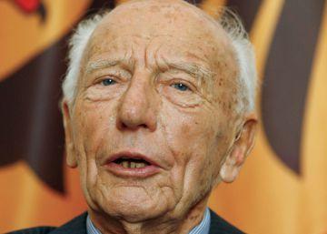 Fallece Walter Scheel, un liberal para acercar a las dos Alemanias