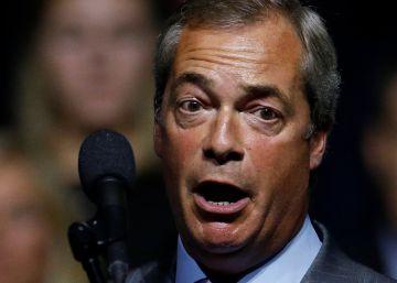 El eurófobo UKIP se desangra tras su éxito con el 'Brexit'