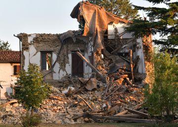 Italia teme que la mafia se infiltre en la reconstrucción