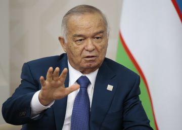 Hospitalizado el presidente de Uzbekistán por un derrame cerebral