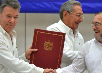 EL PAÍS y la Fundación Buen Gobierno organizan el foro 'Los beneficios de la paz en Colombia'