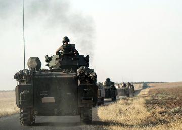 Dos aliados de Estados Unidos se enzarzan en Siria y preocupan a Washington