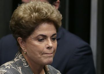 "Brazil's Dilma Rousseff: ""I am fighting for democracy, not for myself"""