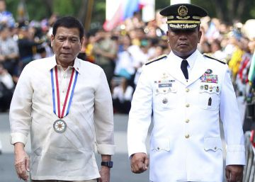 El presidente de Filipinas ofrece 38.000 euros por delatar a policías corruptos