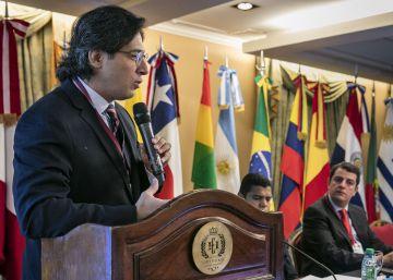 El ministro Germán Garavano abre en Buenos Aires el Encuentro sobre el futuro de la Justicia en Suramérica.