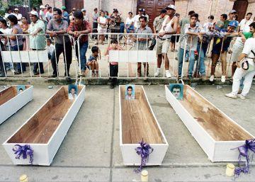 Colombia emprende la búsqueda de los desaparecidos