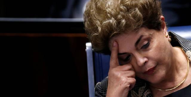 Dilma Rousseff, depuesta definitivamente por el Senado brasileño