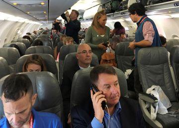 Aterriza en Cuba el primer vuelo regular desde EE UU en medio siglo