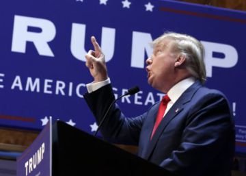 """""""Trump está usando a Peña Nieto; no es bienvenido"""""""