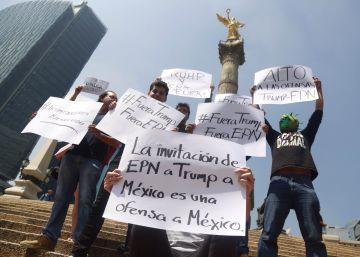 Las respuestas del Gobierno mexicano a las provocaciones de Trump