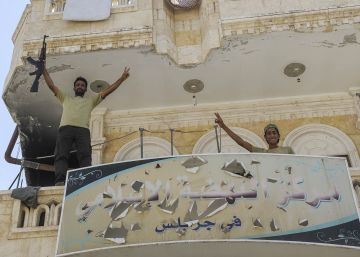 Turquía pone los cimientos de su ansiada zona tapón en Siria