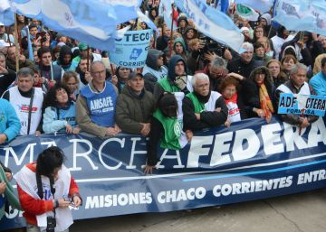Mauricio Macri põe à prova a paciência dos argentinos