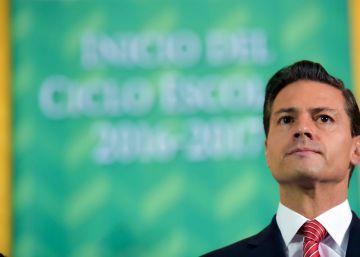 """Peña Nieto: """"Ante Trump no puedo quedarme de brazos cruzados"""""""