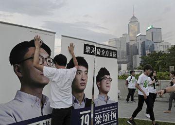 La quimera del independentismo se materializa en las elecciones de Hong Kong