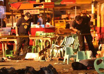 Al menos 10 muertos en una explosión en Davao, la ciudad natal del presidente filipino