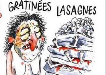Las víctimas del terremoto de Italia se querellan contra Charlie Hebdo