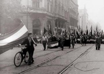 Sobre la Revolución húngara de 1956
