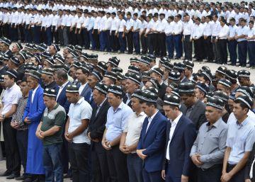 Uzbekistán entierra en Samarcanda al único presidente que ha tenido