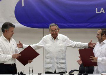 La firma de la paz en Colombia será el 26 de septiembre en Cartagena