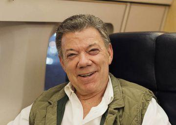 """Juan Manuel Santos: """"Una justicia perfecta no permite la paz"""""""