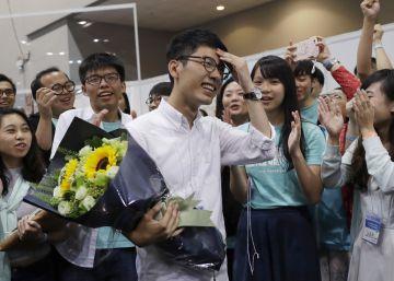 Los partidos independentistas entran en el nuevo Parlamento de Hong Kong
