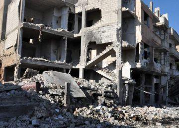 Más de 40 muertos en una cadena de atentados contra zonas del régimen en Siria