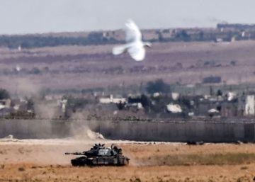 Batalla a un califato acorralado
