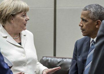 Merkel asume la responsabilidad del mazazo electoral pero mantiene el rumbo