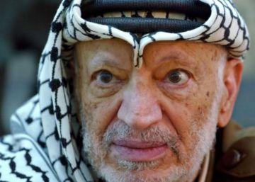 Vendido el Mercedes de Yasir Arafat