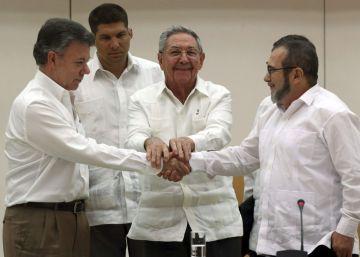 En qué se traduce sobre el terreno el acuerdo de paz en Colombia