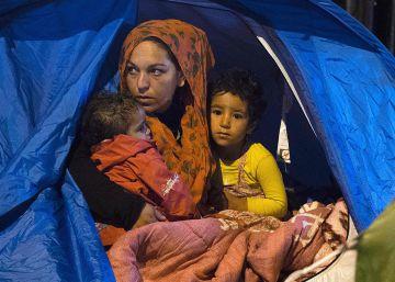 Unicef cifra en unos 50 millones el número de niños desplazados
