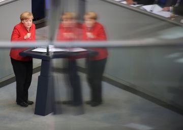 """Merkel pide unidad ante los populistas, """"a los que no les interesan las soluciones"""""""