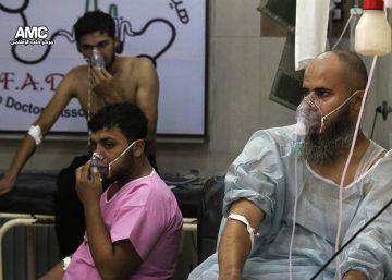 La oposición siria acepta que El Asad siga en el poder durante un periodo transitorio