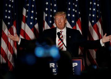 ¿Están los militares con Donald Trump?