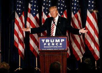 Trump promete un refuerzo militar para disipar las dudas sobre su estrategia de seguridad