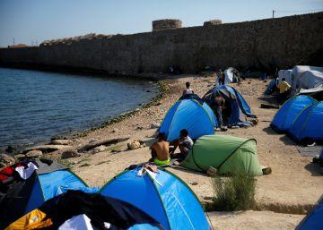 Bruselas aprueba el mayor pago para refugiados en Turquía