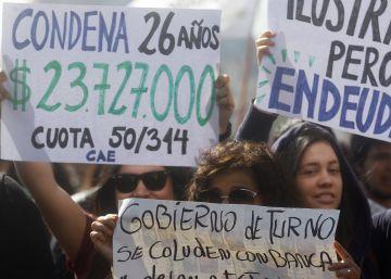 El hartazgo de los chilenos toca fondo