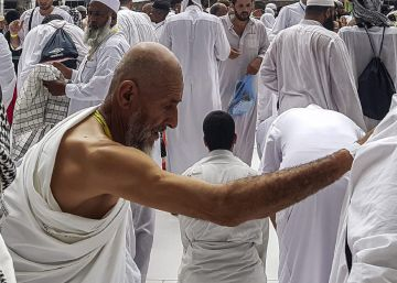 Pulseras electrónicas para controlar a los peregrinos en La Meca