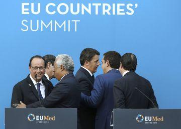 La Europa del sur pide un impulso económico contra el populismo