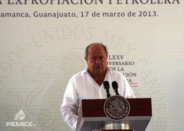El dirigente sindical más poderoso de México, intocable ante la crisis