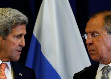EE UU y Rusia pactan consolidar la tregua para atacar juntos al yihadismo