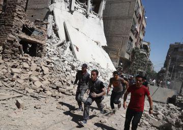 La oposición siria acepta con cautela el acuerdo de alto el fuego
